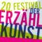 20. Festival der Erzählkunst in Hannover, Markuskirche, 27.10.-5.11.2017