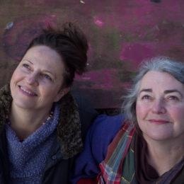 Sybilla Pütz & Miriam v. Steenhoven