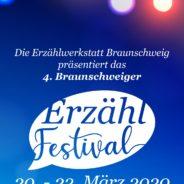 4. Braunschweiger Erzählfestival, 20.-22.3.2020 – ENTFÄLLT