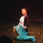 Erzählbühne im Theater o.N., Berlin, 17.2.2020, 19 h mit Yena Gim (Korea)