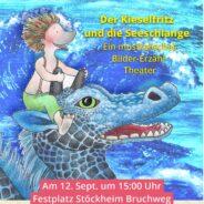Der Kieselfritz und die Seeschlange, Braunschweig, Festplatz Stöckheim, 12.9.21, 15 h